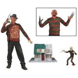 NECA NIGHTMARE ON ELM STREET - DREAM WARRIOR FREDDY KRUEGER ACTION FIGURE