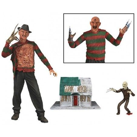 NIGHTMARE ON ELM STREET - DREAM WARRIOR FREDDY KRUEGER ACTION FIGURE