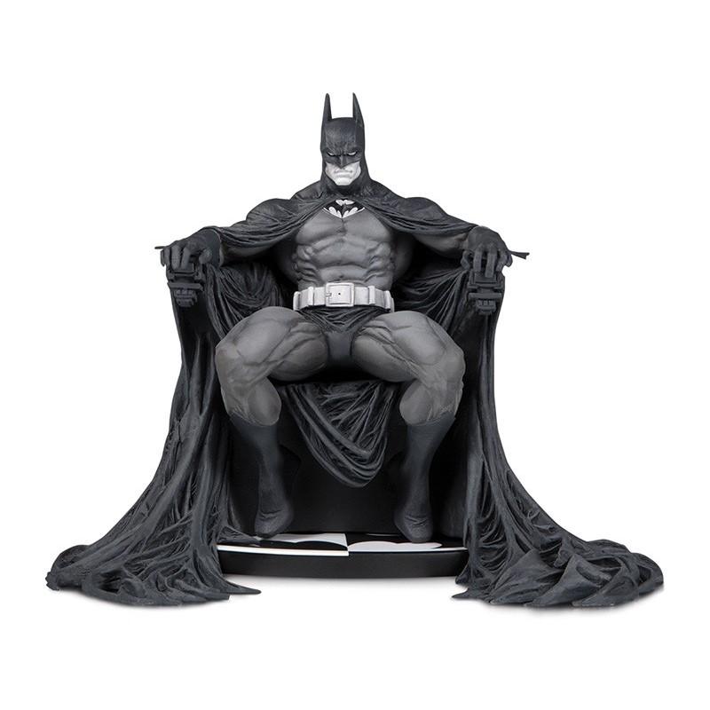 Batman black and white by marc silvestri resin statue cm figure