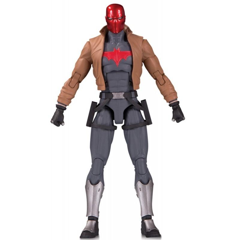 DC COMICS ESSENTIALS BATMAN RED HOOD ACTION FIGURE