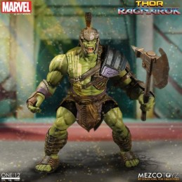 THOR RAGNAROK HULK CLOTH ONE:12 ACTION FIGURE