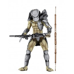 ALIEN VS PREDATOR ARCADE - WARRIOR PREDATOR ACTION FIGURE NECA