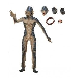 NECA SHAPE OF WATER AMPHIBIAN GUILLERMO DEL TORO ACTION FIGURE