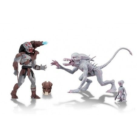 ALIEN VS PREDATOR CLASSIC SET ACTION FIGURE