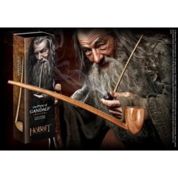NOBLE COLLECTIONS IL SIGNORE DEGLI ANELLI LORD OF THE RINGS - PIPA DI GANDALF