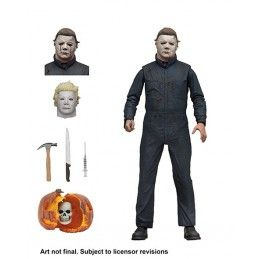 HALLOWEEN 2 ULTIMATE MICHAEL MYERS ACTION FIGURE NECA