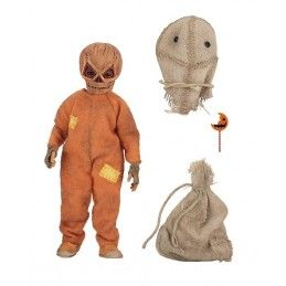 TRICK R TREAT SAM CLOTHED ACTION FIGURE NECA