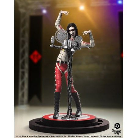 ROCK ICONZ - MARILYN MANSON STATUE FIGURE