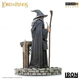LORD OF THE RINGS - GANDALF DELUXE 1/10 RESIN STATUE FIGURE