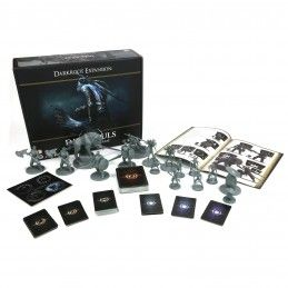 DARK SOULS THE BOARD GAME DARKROOT EXSPENSIONE GIOCO DA TAVOLO ITALIANO