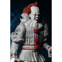 IT 2017 PENNYWISE CLOTHED VERSION 20CM ACTION FIGURE