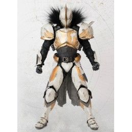 DESTINY 2 - TITAN CALUS SELECT SHADER 1/6 32CM ACTION FIGURE THREEZERO