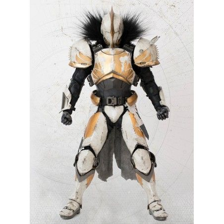 DESTINY 2 - TITAN CALUS SELECT SHADER 1/6 32CM ACTION FIGURE