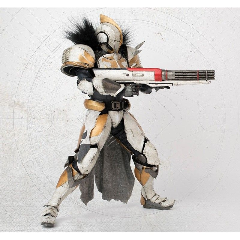 THREEZERO DESTINY 2 - TITAN CALUS SELECT SHADER 1/6 32CM ACTION FIGURE