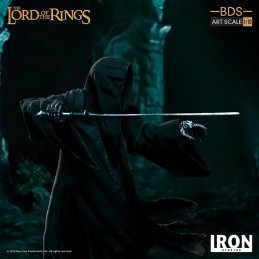 LORD OF THE RINGS - ATTACKING NAZGUL 1/10 RESIN STATUE FIGURE IRON STUDIOS