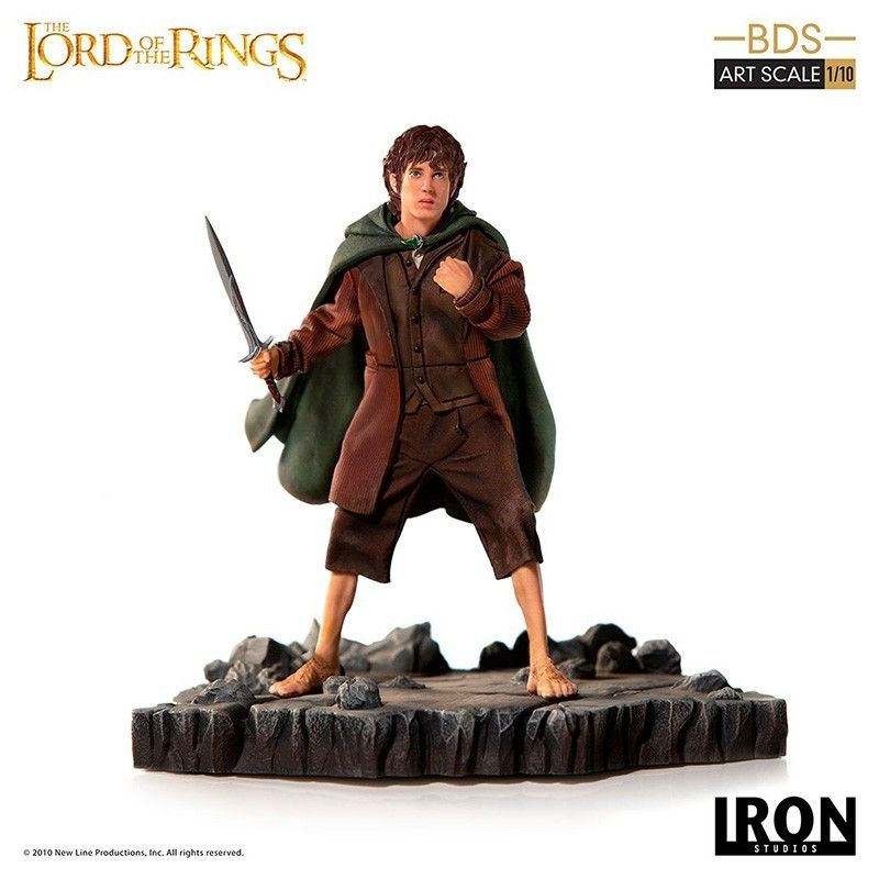 LORD OF THE RINGS - FRODO 1/10 RESIN STATUE FIGURE