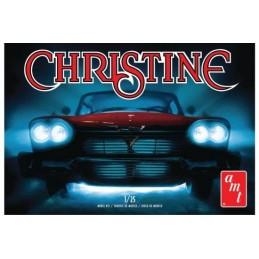 CHRISTINE 1958 PLYMOUTH MODEL KIT MPC