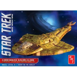 STAR TREK CARDASSIAN GALOR CLASS SHIP MODEL KIT