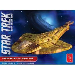 STAR TREK CARDASSIAN GALOR CLASS SHIP MODEL KIT
