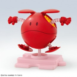 HAROPLA HARO DIVA RED MODEL KIT ACTION FIGURE BANDAI