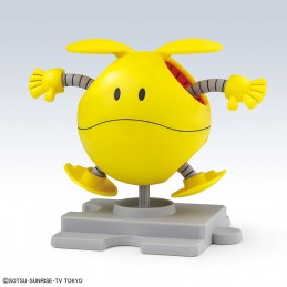 BANDAI HAROPLA HARO HAPPY YELLOW MODEL KIT ACTION FIGURE
