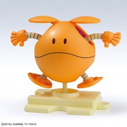 BANDAI HAROPLA HARO SHOOTING YELLOW MODEL KIT ACTION FIGURE
