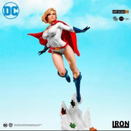 POWER GIRL BY IVAN REIS ART SCALE 1/10 STATUE RESIN 25 CM FIGURE