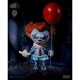 IT PENNYWISE DELUXE MINICO FIGURE 20 CM STATUE