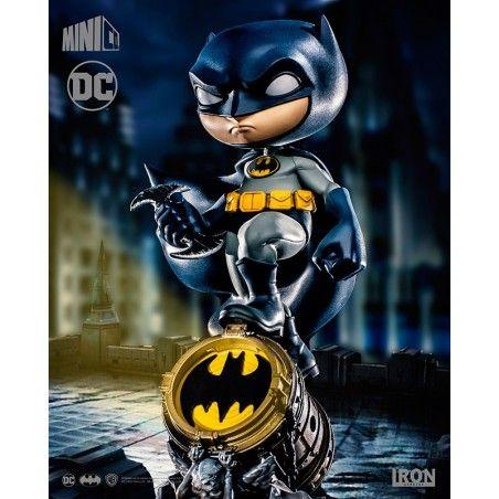 BATMAN COMIC DELUXE MINICO FIGURE 18 CM STATUE