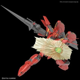 RE GUNDAM VIGNA GHINA II 1/100 MODEL KIT ACTION FIGURE