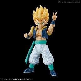 DRAGON BALL FIGURE RISE SUPER SAIYAN GOTENKS MODEL KIT FIGURE