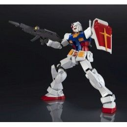 THE ROBOT SPIRITS GUNDAM UNIVERSE GUNDAM RX-78-2 ACTION FIGURE BANDAI