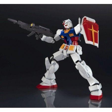 THE ROBOT SPIRITS GUNDAM UNIVERSE GUNDAM RX-78-2 ACTION FIGURE
