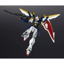 THE ROBOT SPIRITS GUNDAM UNIVERSE GUNDAM WING XXXG-01W ACTION FIGURE BANDAI