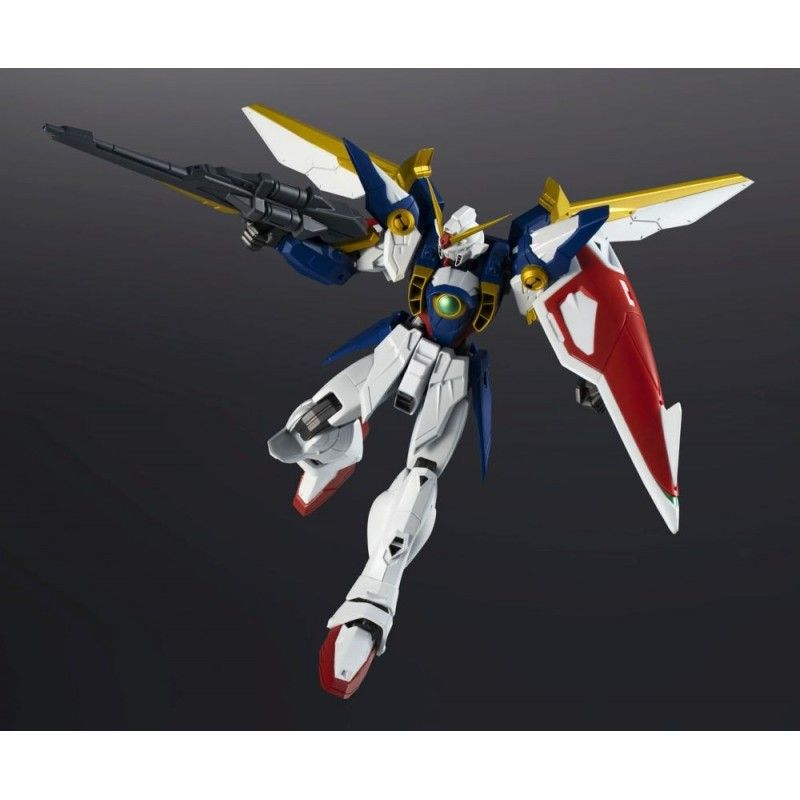 THE ROBOT SPIRITS GUNDAM UNIVERSE GUNDAM WING XXXG-01W ACTION FIGURE