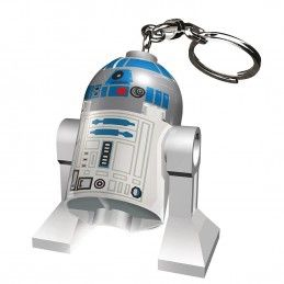 STAR WARS LEGO - R2-D2 LEDLITE PORTACHIAVI TORCIA