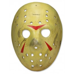 NECA FRIDAY THE 13TH VENERDI 13 JASON VOORHEES MASK PT 3 REPLICA (MASCHERA)