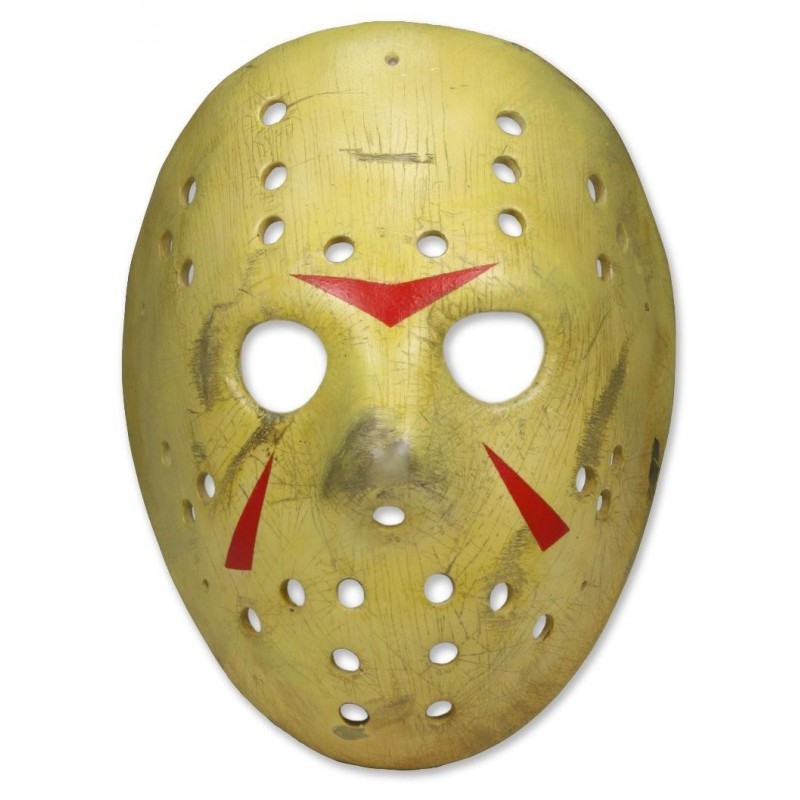 FRIDAY THE 13TH VENERDI 13 JASON VOORHEES MASK PT 3 REPLICA (MASCHERA) NECA