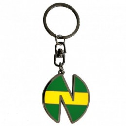 HOLLY E BENJI NEWTEAM PORTACHIAVI METALLO KEYCHAIN