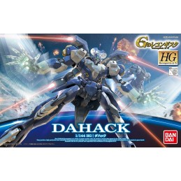 HIGH GRADE HG DAHACK 1/144 MODEL KIT