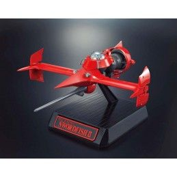 COWBOY BEBOP SWORDFISH II SOUL OF POPYNIKA DIE CAST ACTION FIGURE
