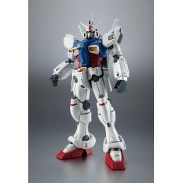 BANDAI THE ROBOT SPIRITS - RX-78 GP01 ANIME VER GUNDAM ACTION FIGURE