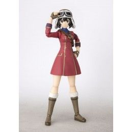 BANDAI THE KOTOBUKI SQUADRON IN THE WILDERNESS - KYLIE S.H. FIGUARTS ACTION FIGURE