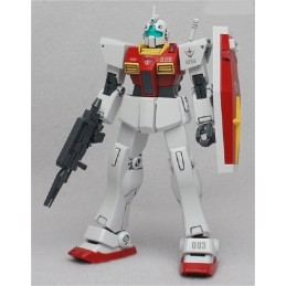 HIGH GRADE HGUC GUNDAM GM II 1/144 MODEL KIT BANDAI