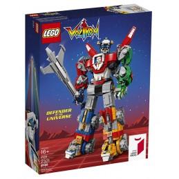 LEGO IDEAS LEGO VOLTRON