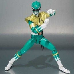 BANDAI POWER RANGERS GREEN RANGER SDCC 2018 S.H. FIGUARTS ACTION FIGURE