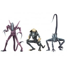 ALIEN VS PREDATOR ALIEN ARCADE SET 3 PZ ACTION FIGURE