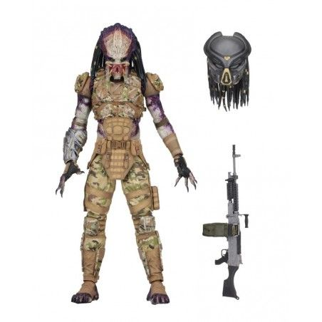 PREDATOR 2018 PREDATOR ULTIMATE EMISSARY 1 DELUXE ACTION FIGURE