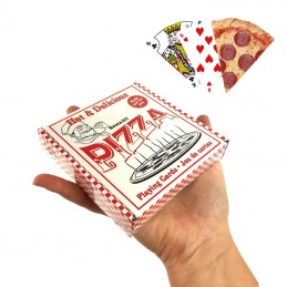 PIZZA PLAYING CARDS MAZZO DI CARTE GAMAGO