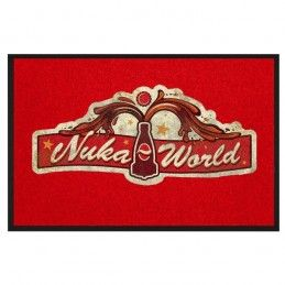 FALLOUT NUKA WORLD DOORMAT ZERBINO 80X50CM GAYA ENTERTAINMENT